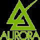 Aurora transparan